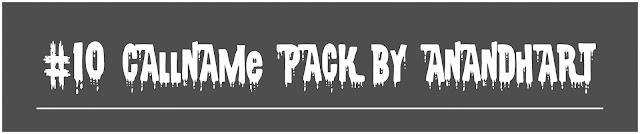 Callname Pack 2020 PES 2013