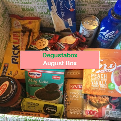 Degustabox, Subscription, Food, Drink, PBloggers, Monthly, Family