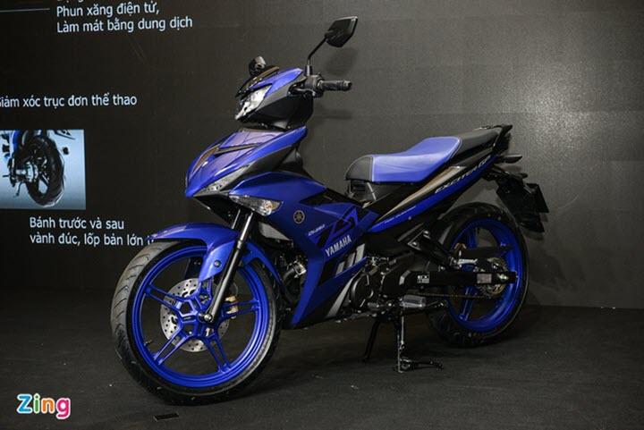 Honda Winner X giảm 10 triệu đồng, Yamaha Exciter xuống giá nhẹ