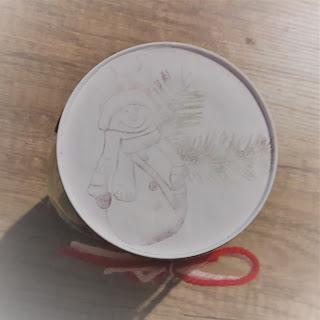 tutoriel pot bocal nutella facile calendrier avent imprimer gratuit activités