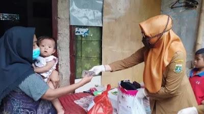 Satu Keluarga Kelaparan, Hanya Minum Air Selama 2 Hari