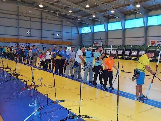 Χρυσό στους αγώνες τοξοβολίας στο Ναύπλιο για τον Αθλητικό Σύλλογο Προαστείου