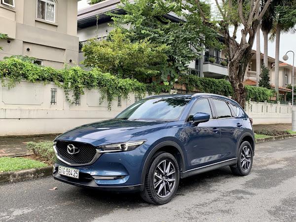 z2126669056512 9d0927efacabb6f88595b4e9fc496b39 Mazda CX 5 2.0L sx 2018 một đời chủ duy nhất, mới đi được 35.000km