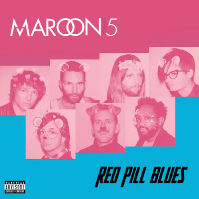 L'Agenda Mensuel - Novembre 2017 Musique Maroon 5 Red Pill Blues