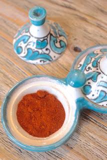 Receta: Tandoori. Mezcla de especias de origen indio.