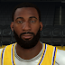 Andre Drummond Cyberface, updated Hair and Body Model by VinDragon [FOR 2K21]