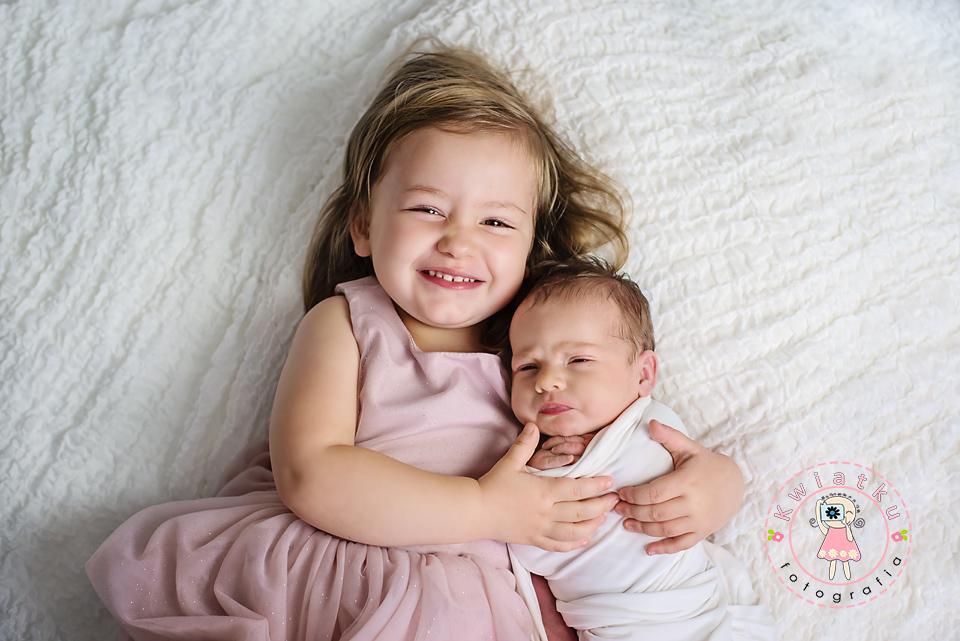 Zdjęcia niemowlęce Trójmiasto