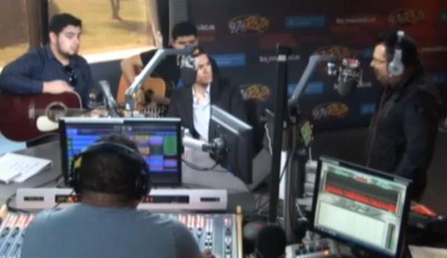 Descubrió su infidelidad cuando le dedicaba una canción en la radio
