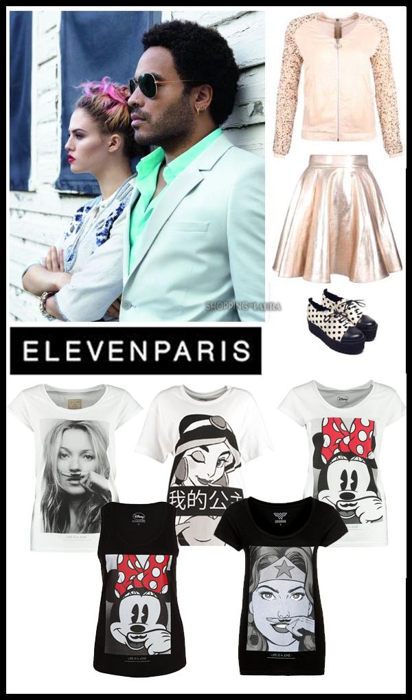 ELEVEN PARIS...des créations purement parisiennes