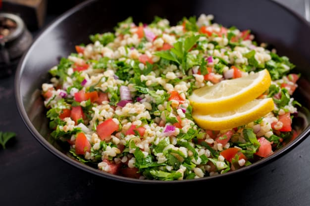 These are the most important benefits of bulgur