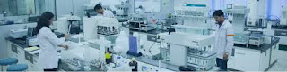 pharmaceutical establishment for manufacturing and how to process it