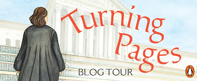 Turning Pages by Sonia Sotomayor Blog Tour and Book Review