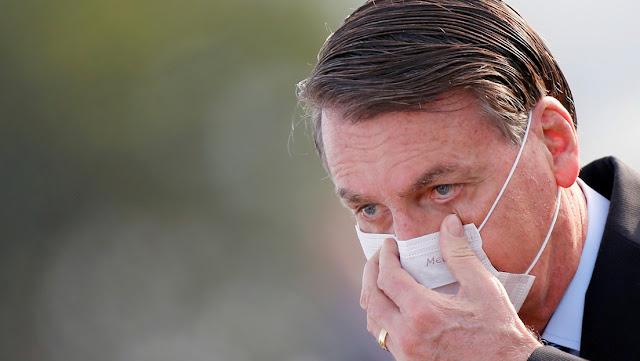 Bolsonaro presenta síntomas compatibles con el coronavirus y se somete a un nuevo test
