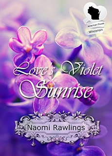 Heidi Reads... Love's Violet Sunrise by Naomi Rawlings