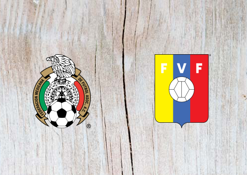 Mexico vs Venezuela  Full Match & Highlights 6 June 2019