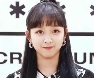 biodata dita karang member kpop idol secret number asal indonesia