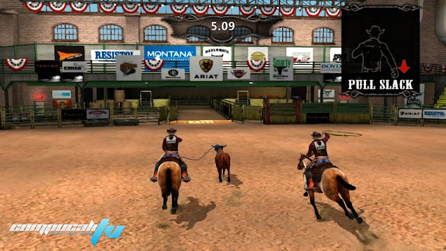 Top Hand Rodeo Tour Xbox 360 NTSC XGD2