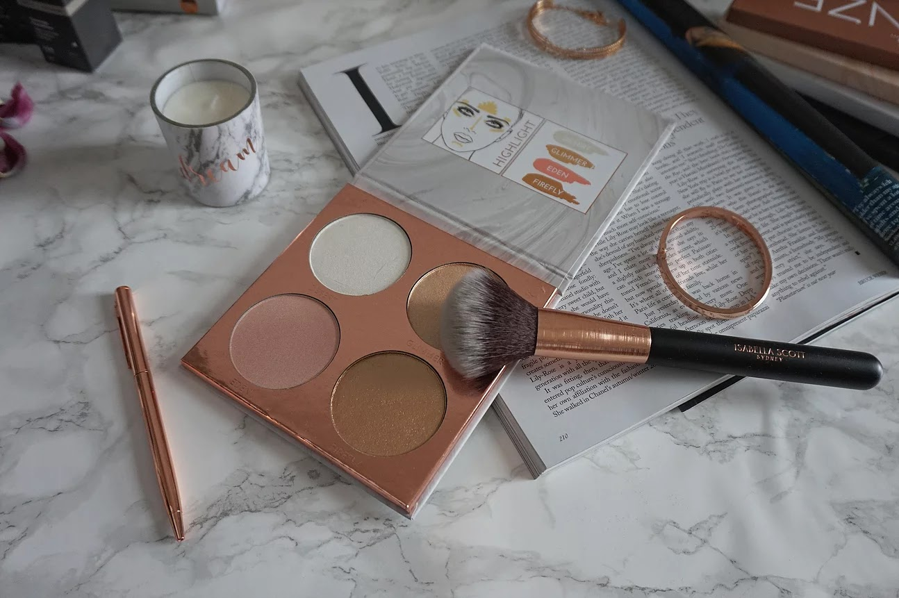 Primark Pure Glow Highlighting Palette