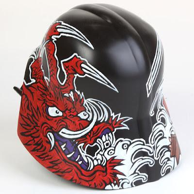 Sonny Wong Wong Vader helmet