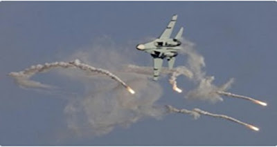 Air Force Jets strike Boko Haram terrorists in Sambisa