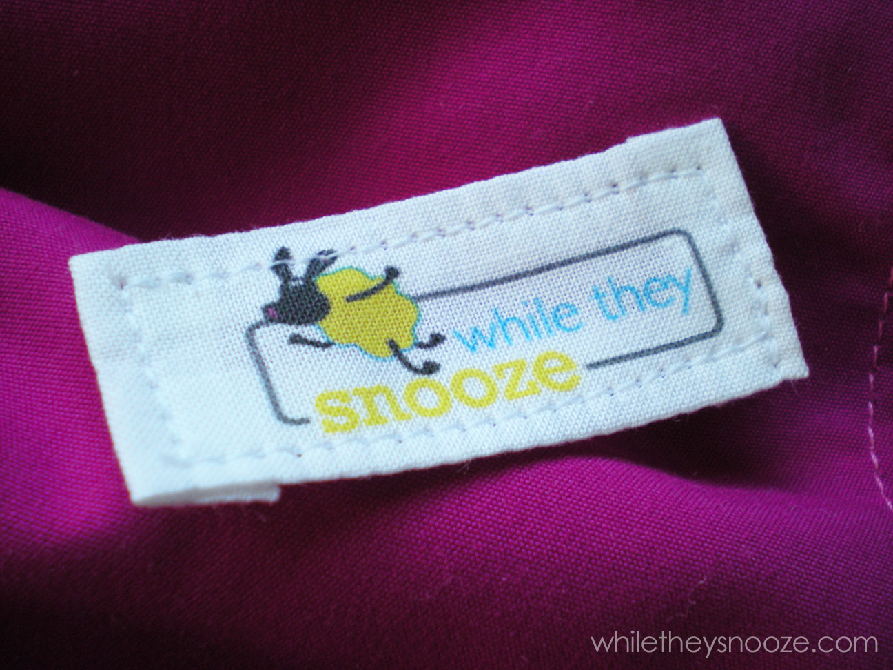 Clothing Tags: While They Snooze: Make Your Own Labels Cheap