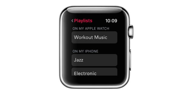 watchos3-music-playlists-640x326 Fix Apple Music Problems in Your Watch Technology