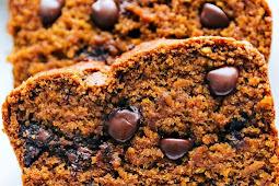 HEALTHY PUMPKIN BREAD {MOIST & DELICIOUS!} #desserts #fallrecipe