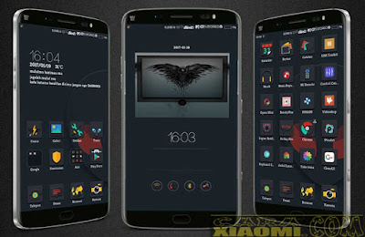 download Tema Xiaomi MIUI Dabroes Mtz Theme Pack
