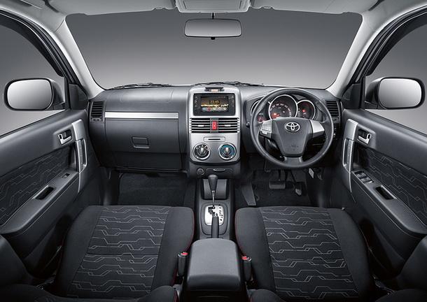 Kabin Toyota New Rush