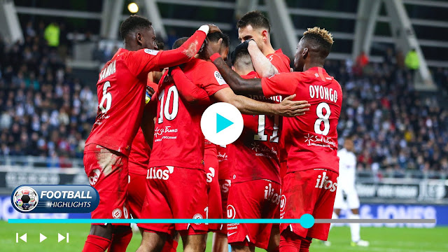 Amiens SC vs Montpellier – Highlights