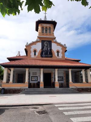 iglesia, Virgen del Carmen, Salinas