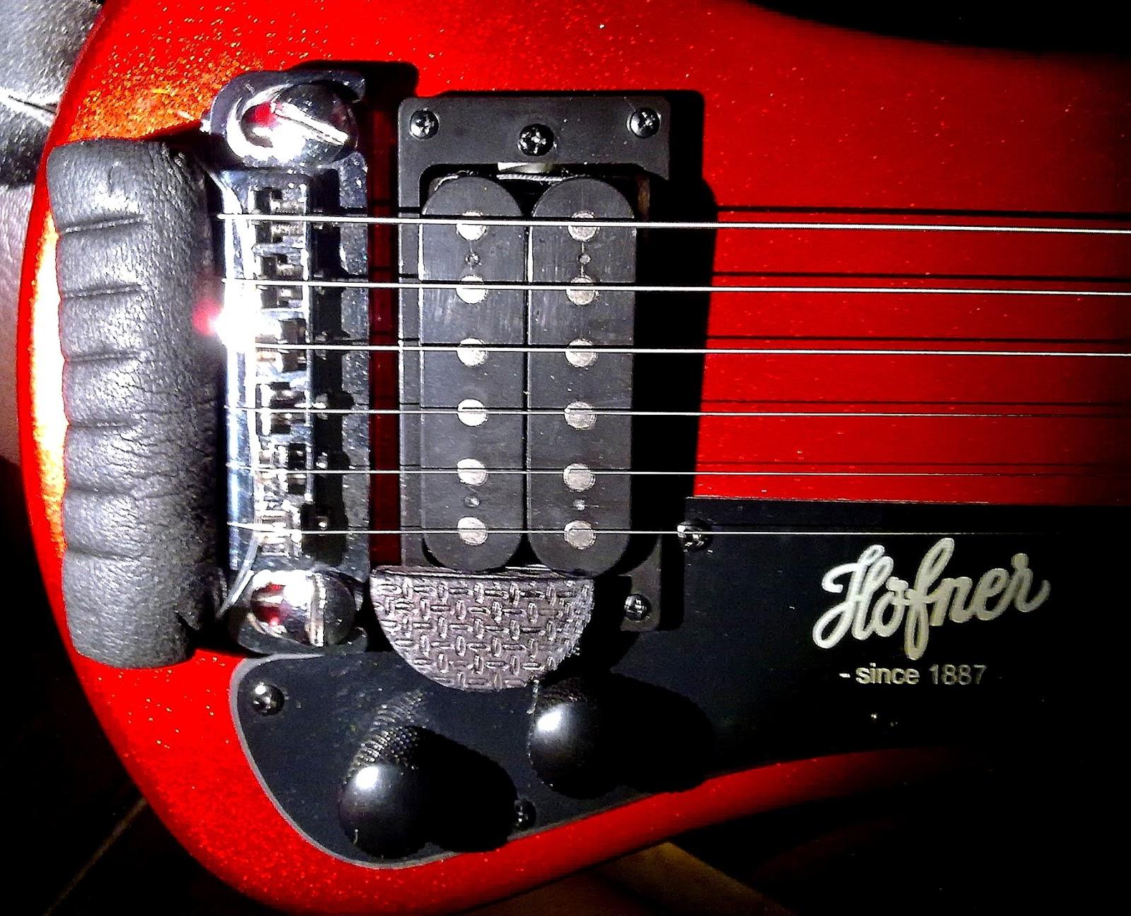 Hfner Shorty Diy Modifications Writers Block Tgh Hofner Bass Wiring Diagram Pinkie Pad And Wrist Added
