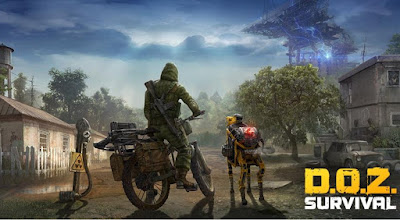 Dawn of Zombies: Survival Mod Apk + Data Download