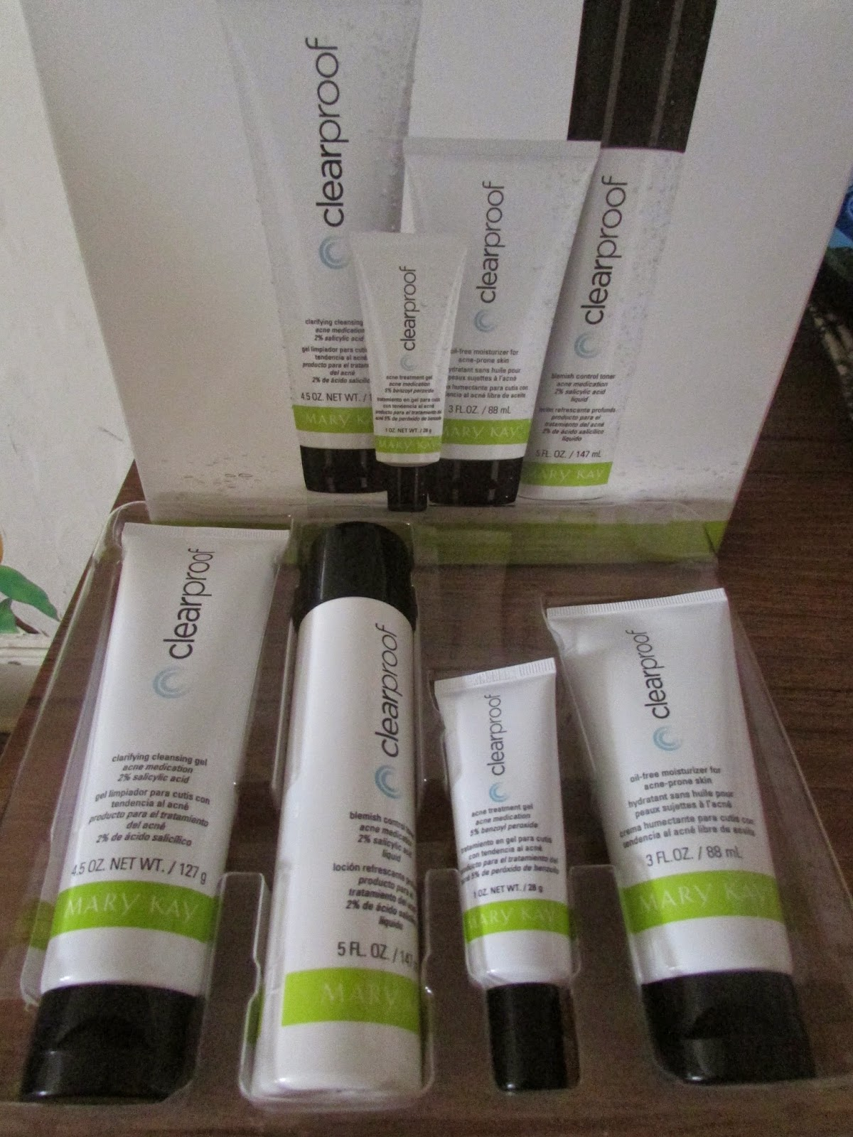 Heck Of A Bunch Mary Kay Clear Proof Acne System Review And