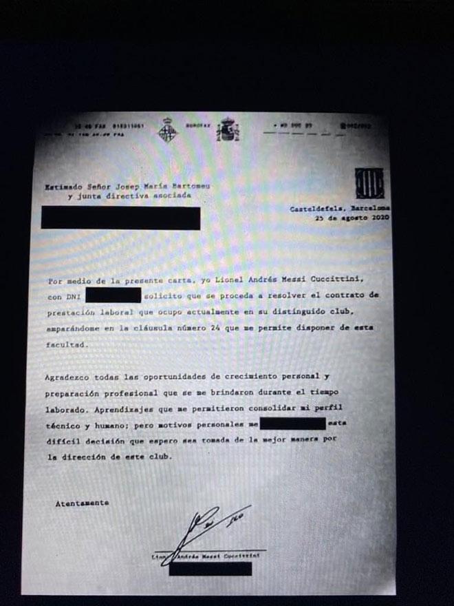 Messi gửi fax đòi rời Barca: Fan biểu tình ngoài Nou Camp, quan lớn xúc động chia tay 2