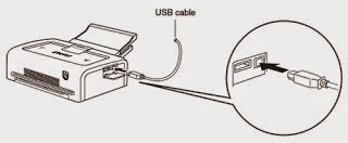 unplugged the USB cable