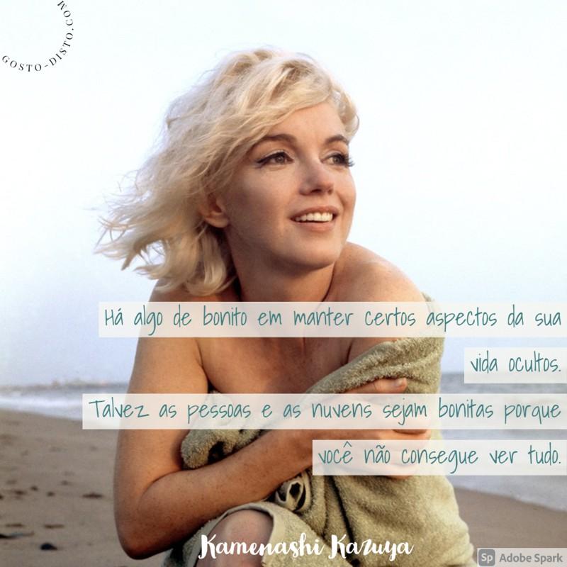 Foto de Marilyn Monroe por George Barris 1962