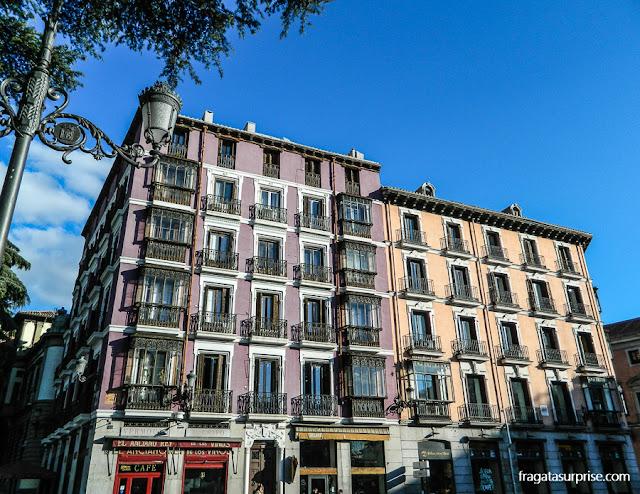 Centro Histórico de Madri, Espanha
