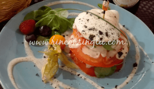 comer sin gluten en taberna la concha