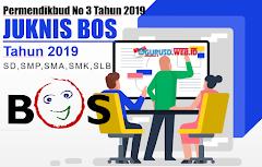 Permendikbud Nomor 3 Tahun 2019 Tentang Juknis BOS 2019