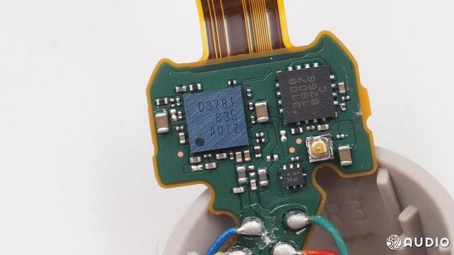Sony WF-1000XM3 teardown QN1e