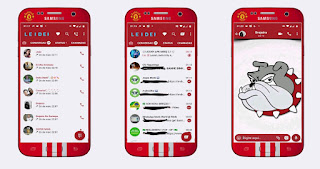 Dog Theme For YOWhatsApp & Fouad WhatsApp By Leidiane
