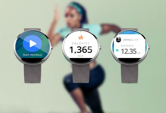 Learn more about Fitness android wear apps
