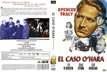 Carátula dvd: El caso O'Hara (1951) (The People Against O'Hara)