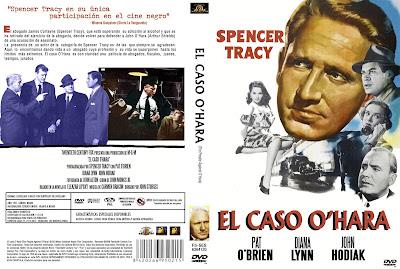Carátula dvd: El caso O'Hara (1951) (The People Against O'Hara)