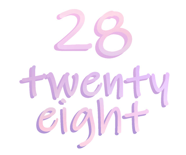 28 twenty eight