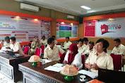 KPU Kep.Selayar Lakukan Konsolidasi Program Kerja Dan Kegiatan 2017