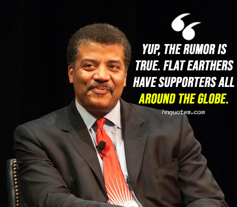 Neil deGrasse Tyson Quotes That Are Weirdly Funny & Inspirational
