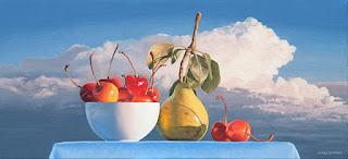bodegones-con-frutas-pinturas-realistas-oleo realistas-pinturas-bodegones-oleo