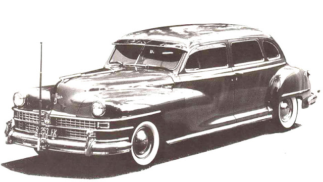 Chrysler Windsor 1947
